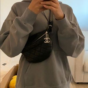 Authentic Chanel Sidebag